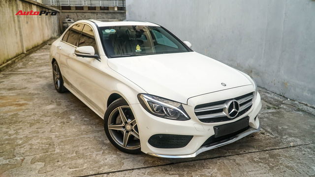 Mercedes-Benz C-Class - Cái tên nổi bật nhất thị trường xe sang cũ Việt Nam - Ảnh 6.