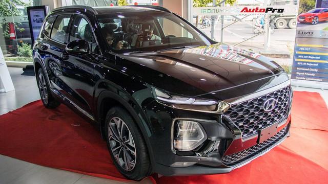Hyundai Santa Fe 2019 lắp ráp tại Việt Nam mất hàng loạt tính năng, ngay cả khi so với thế hệ cũ