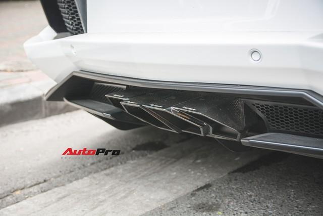 Lamborghini Aventador Roadster từng của Cường Đô-la lạ lẫm sau khi qua tay đại gia Hà thành - Ảnh 3.