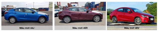 Mazda2 nhập khẩu Thái Lan có 4 phiên bản, giá dự kiến từ 509 triệu đồng, cạnh tranh gắt gao Toyota Vios - Ảnh 3.