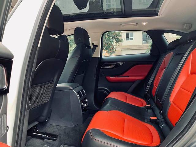 Mới lăn bánh 868 km, Jaguar F-Pace R-Sport đã bị đại gia Việt bán vội với giá trên 4 tỷ đồng - Ảnh 13.