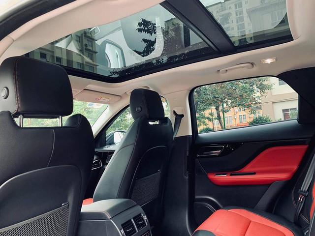 Mới lăn bánh 868 km, Jaguar F-Pace R-Sport đã bị đại gia Việt bán vội với giá trên 4 tỷ đồng - Ảnh 15.