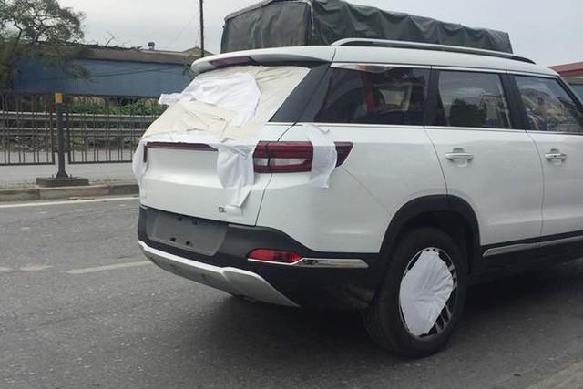 SUV Trung Quốc tên như Audi, dáng tựa Range Rover đã về Việt Nam - Ảnh 1.