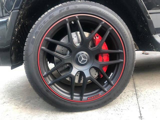 Soi chi tiết Mercedes-AMG G63 Edition 1 2019 đầu tiên vừa về Việt Nam - Ảnh 4.