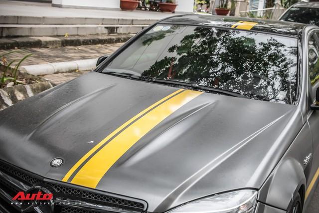 Mercedes-Benz C63 AMG độc nhất Việt Nam tái xuất với diện mạo mới - Ảnh 5.