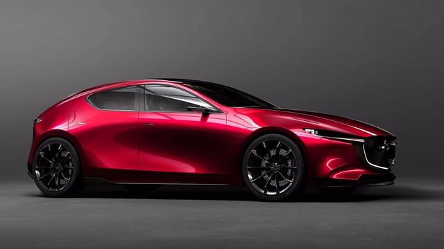 Bộ đôi Mazda3 2019 lộ diện trước ngày ra mắt - Ảnh 5.