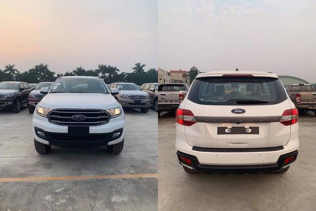 Ford Everest tiêu chuẩn giá 999 triệu đồng đã về Việt Nam: Nhiều công nghệ hơn trước, giao từ nửa sau tháng 12 - Ảnh 2.