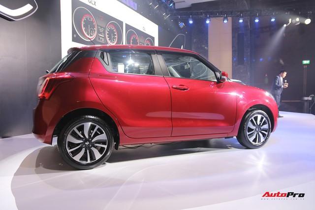 Suzuki Swift thế hệ mới ra mắt với giá từ 499 triệu đồng, cạnh tranh Mazda2 - Ảnh 2.