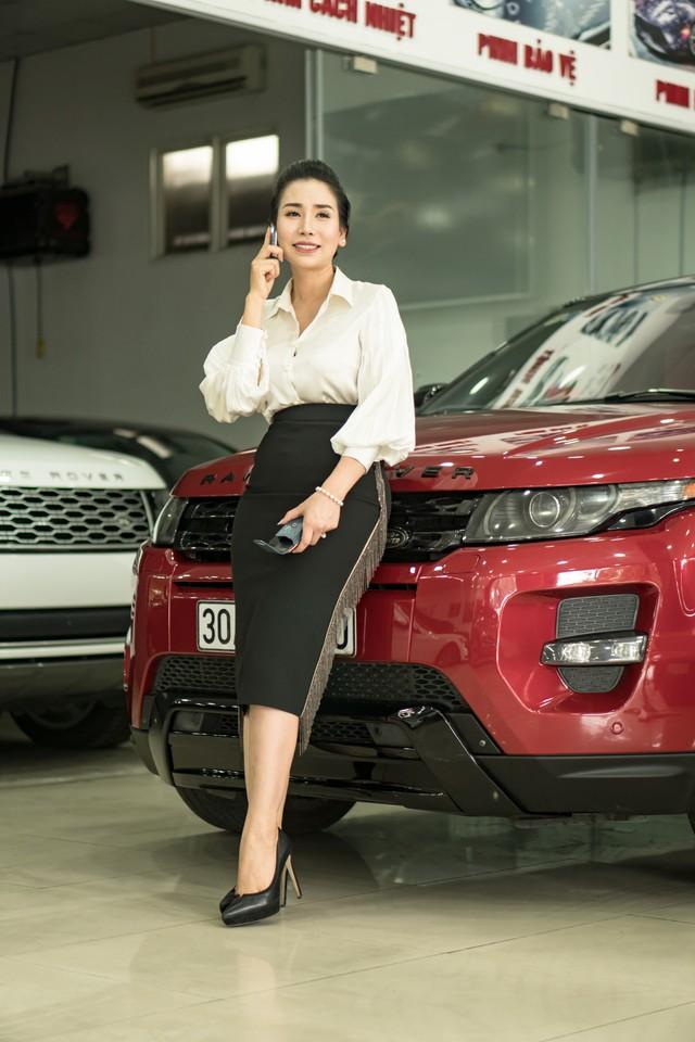 Nữ tướng xe cũ Hà thành tiết lộ lý do đại gia Việt thích chơi xe đã qua sử dụng - Ảnh 3.