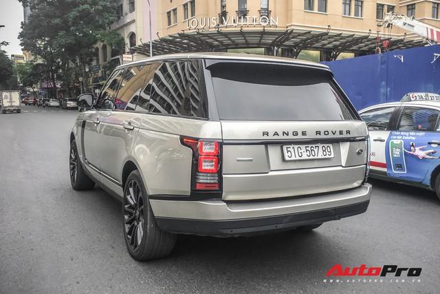Range Rover Autobiography đeo siêu biển 567.89 giống Lamborghini Huracan tại Đà Nẵng - Ảnh 5.