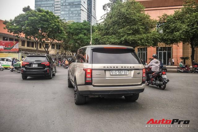 Range Rover Autobiography đeo siêu biển 567.89 giống Lamborghini Huracan tại Đà Nẵng - Ảnh 6.
