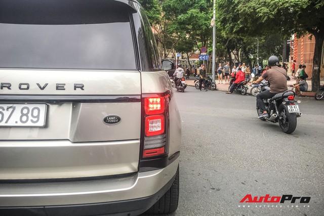 Range Rover Autobiography đeo siêu biển 567.89 giống Lamborghini Huracan tại Đà Nẵng - Ảnh 8.