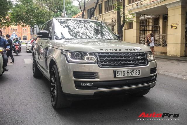 Range Rover Autobiography đeo siêu biển 567.89 giống Lamborghini Huracan tại Đà Nẵng - Ảnh 2.