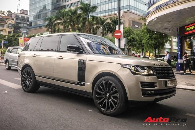 Range Rover Autobiography đeo siêu biển 567.89 giống Lamborghini Huracan tại Đà Nẵng - Ảnh 3.