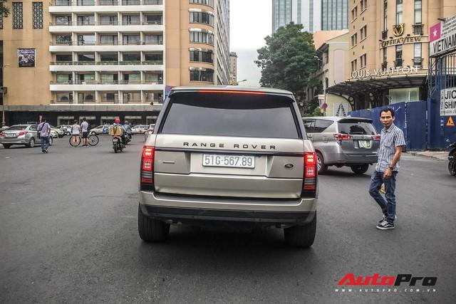Range Rover Autobiography đeo siêu biển 567.89 giống Lamborghini Huracan tại Đà Nẵng - Ảnh 7.