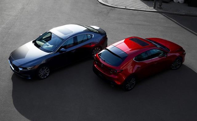 Mazda bắt đầu cho phép khách hàng tự cấu hình, đặt xe Mazda3 2019 - Ảnh 2.