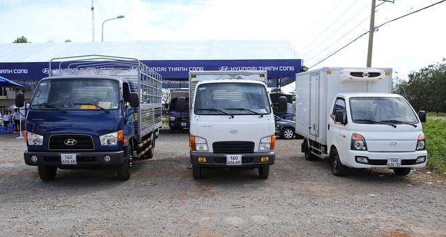 Hyundai Thành Công mạnh tay thay đổi trải nghiệm với xe tải sau khi độc quyền phân phối tại Việt Nam - Ảnh 1.