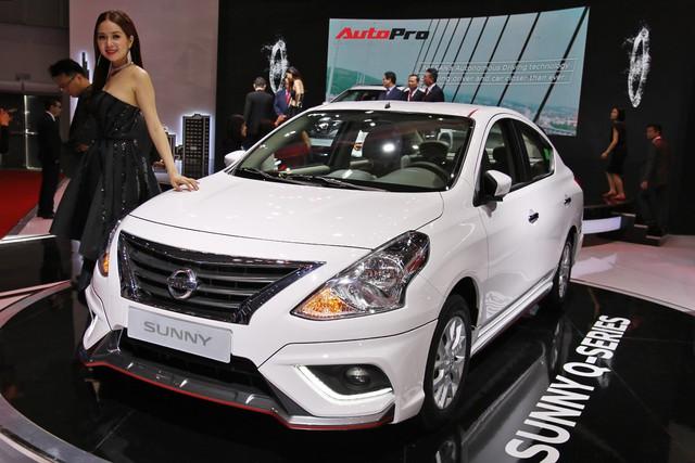 Xe hạng B ngày càng đông đúc, Nissan Sunny liệu còn cơ hội tại Việt Nam? - Ảnh 1.