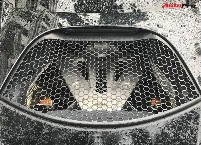 McLaren 720S đầu tiên tại Việt Nam lăn bánh trên đường phố Hà Nội - Ảnh 14.