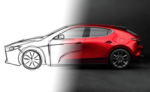 Mazda bắt đầu cho phép khách hàng tự cấu hình, đặt xe Mazda3 2019 - Ảnh 1.