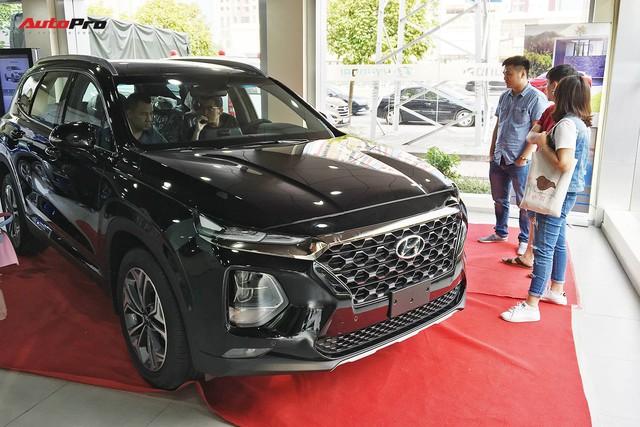 Hyundai Santa Fe đời cũ bán thế nào tại Việt Nam trước khi bản 2019 ra mắt? - Ảnh 2.