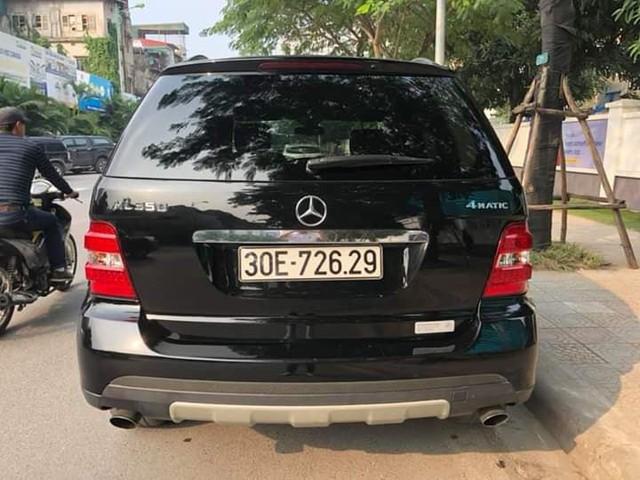 Mua SUV Mercedes-Benz với giá hơn 400 triệu đồng, chuyện lạ có thật trên thị trường xe cũ - Ảnh 2.