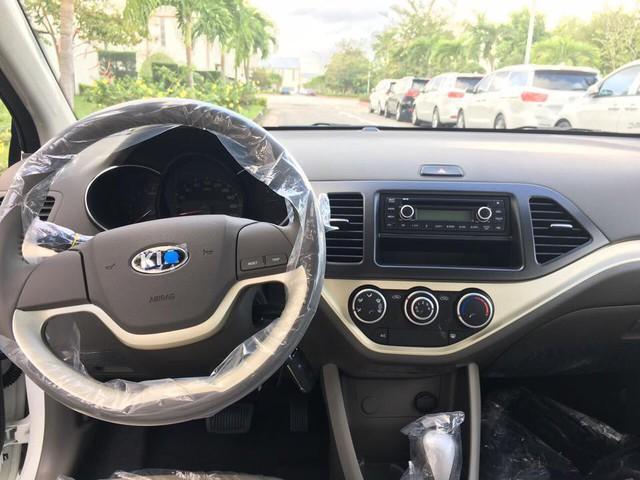 Kia Morning thêm phiên bản số tự động giá rẻ, cạnh tranh Toyota Wigo - Ảnh 3.