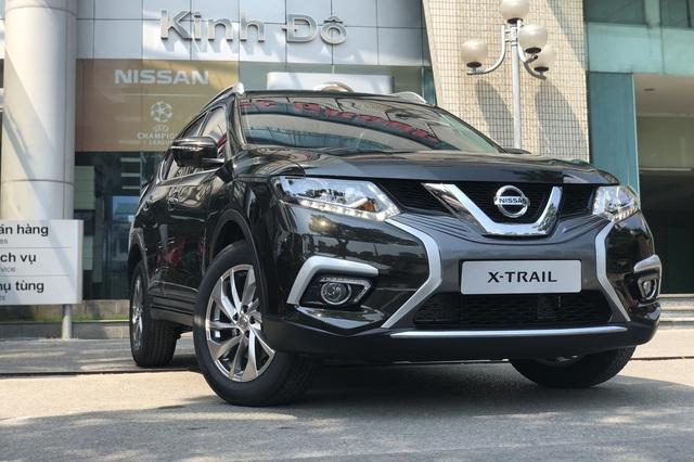 Nissan X-Trail tiếp tục hạ giá niêm yết xuống thấp kỷ lục trước sức ép từ Honda CR-V và Mazda CX-5 - Ảnh 1.