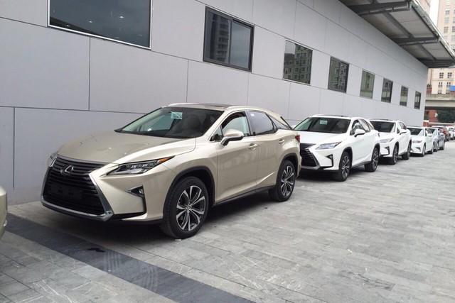 Nhiều dòng xe Lexus rục rịch tăng giá cả trăm triệu, giá LX570 cao nhất 8,18 tỷ đồng tại Việt Nam - Ảnh 1.