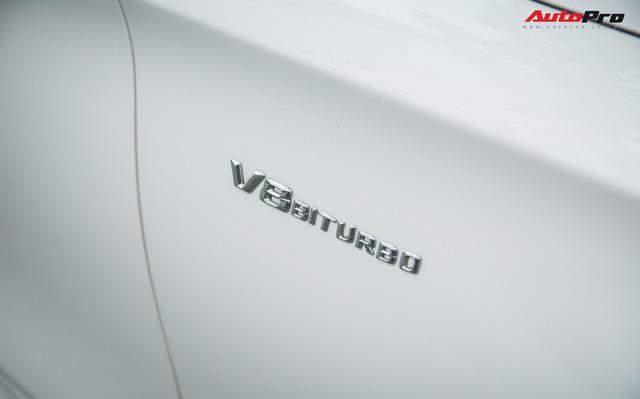 Mercedes-AMG S63 Coupe độc nhất Việt Nam cùng chủ nhân dạo phố Thủ đô - Ảnh 8.