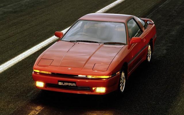 Supra và gần 50 năm định vị thương hiệu cho Toyota - Ảnh 6.