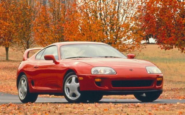 Supra và gần 50 năm định vị thương hiệu cho Toyota - Ảnh 8.
