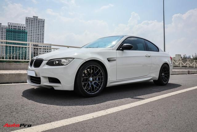 BMW M3 Coupe đời 2009 nhập Mỹ giá gần 1,4 tỷ đồng tại Việt Nam - Ảnh 2.