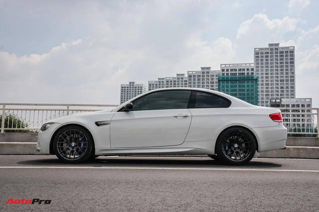 BMW M3 Coupe đời 2009 nhập Mỹ giá gần 1,4 tỷ đồng tại Việt Nam - Ảnh 4.
