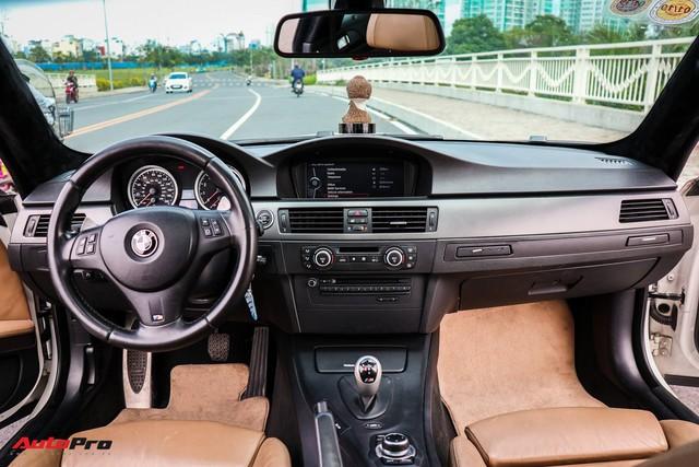 BMW M3 Coupe đời 2009 nhập Mỹ giá gần 1,4 tỷ đồng tại Việt Nam - Ảnh 10.