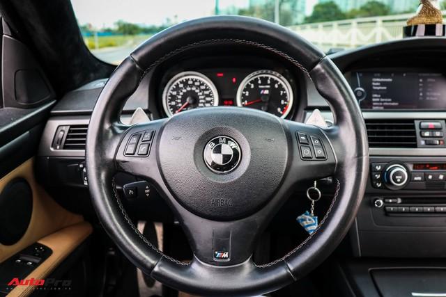 BMW M3 Coupe đời 2009 nhập Mỹ giá gần 1,4 tỷ đồng tại Việt Nam - Ảnh 11.