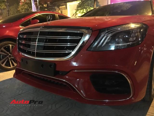 Mercedes-Benz S-Class độ phong cách cực dị - Ảnh 5.
