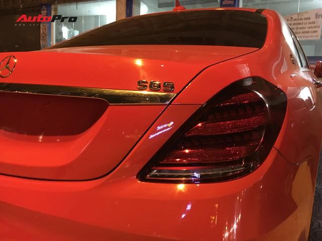 Mercedes-Benz S-Class độ phong cách cực dị - Ảnh 10.