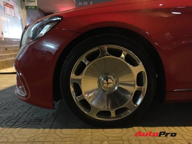 Mercedes-Benz S-Class độ phong cách cực dị - Ảnh 7.
