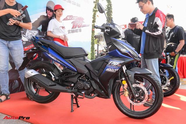 SYM Star SR 170 giá 49,9 tại Việt Nam - thách thức mới của Yamaha Exciter và Honda Winner - Ảnh 1.