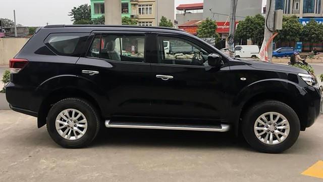 Trước ngày ra mắt, Nissan Terra phiên bản động cơ diesel lần đầu lộ diện tại Việt Nam, giá dự kiến 986 triệu đồng - Ảnh 2.