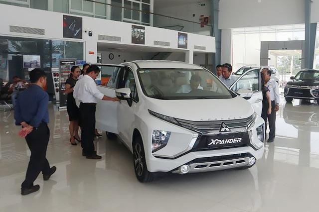 Mitsubishi Xpander sắp được lắp ráp tại Việt Nam - Cơ hội nắm chắc ngôi vua - Ảnh 2.