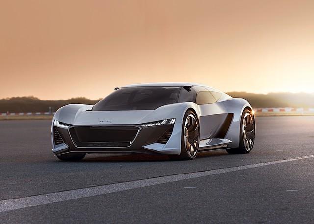 10 concept đỉnh cao nhất ra mắt làng xe thế giới 2018 - Ảnh 3.