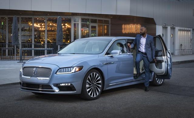 Lincoln Continental bản đặc biệt với cửa như Rolls-Royce - Ảnh 6.