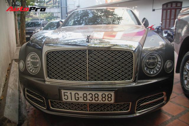 Bộ đôi Lamborghini Aventador S và Bentley Mulsanne EWB chính hãng bất ngờ xuất hiện tại Hà Nội - Ảnh 5.