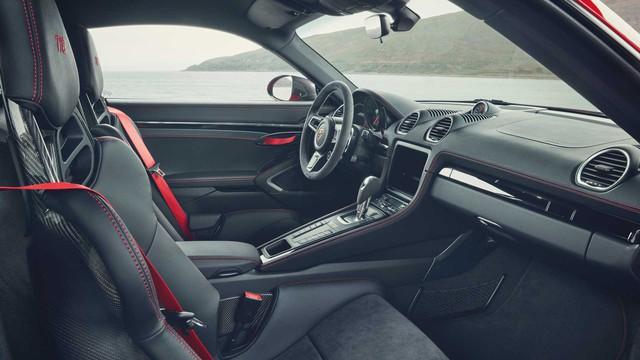 Porsche ra mắt phiên bản tầm trung cho 718 Cayman, Boxster - Ảnh 3.