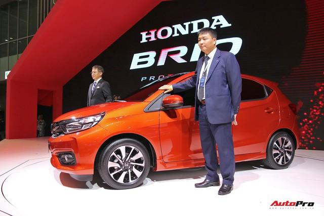 Honda VN tiết lộ thông tin đầu tiên và thời điểm ra mắt Brio, tung khuyến mại sớm phả hơi nóng vào VinFast Fadil - Ảnh 2.