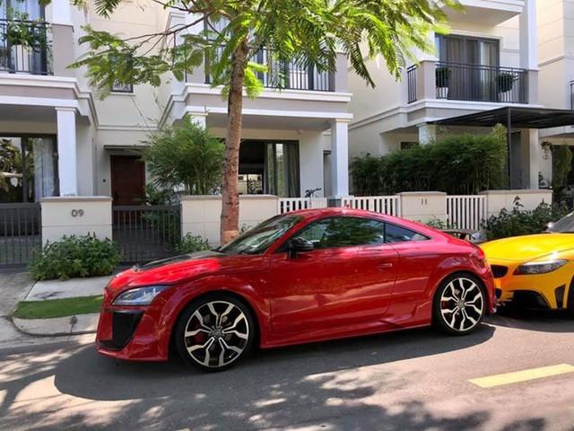Audi TT độ kiểu Audi R8 bán lại với giá dưới 800 triệu đồng - Ảnh 2.