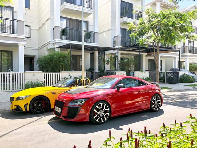 Audi TT độ kiểu Audi R8 bán lại với giá dưới 800 triệu đồng - Ảnh 6.