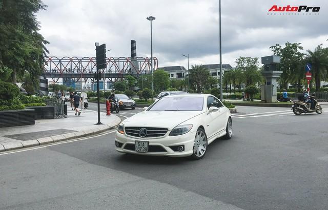 Bắt gặp Mercedes-AMG CL63 độc nhất Việt Nam thuộc sở hữu của đại gia cà phê - Ảnh 8.